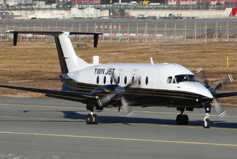 F-GUME - Twin Jet Beechcraft 1900D Airliner