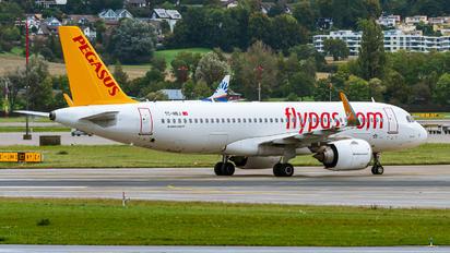 TC-NBJ - Pegasus Airbus A320 NEO