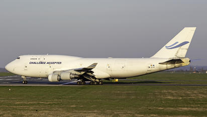OO-ACE - ACE Belgium Freighters Boeing 747-400BCF, SF, BDSF