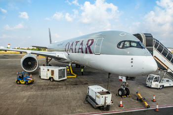 A7-AMI - Qatar Airways Airbus A350-900