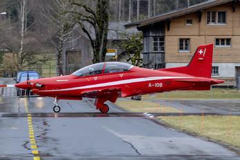 A-108 - Switzerland - Air Force Pilatus PC-21