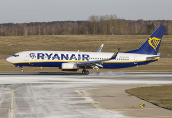 9H-QCZ - Ryanair (Malta Air) Boeing 737-8AS