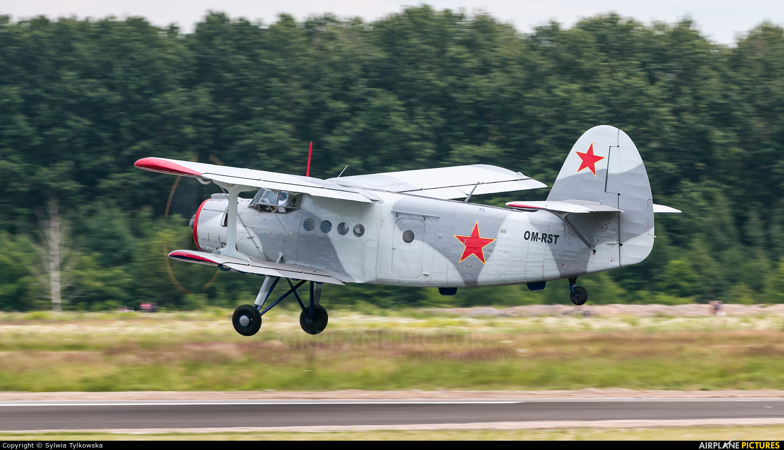 Aeroklub Kosice OM-RST aircraft at Katowice Muchowiec