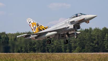 14-31 - Spain - Air Force Eurofighter Typhoon
