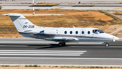 OK-ZUB - Queen Air Beechcraft 400A Beechjet