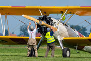 SP-YWW - Private Boeing PT-17 Kaydet aircraft