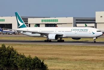 B-HNJ - Cathay Pacific Boeing 777-300
