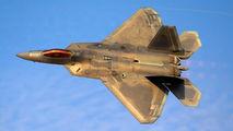 09-4189 - USA - Air Force Lockheed Martin F-22A Raptor aircraft
