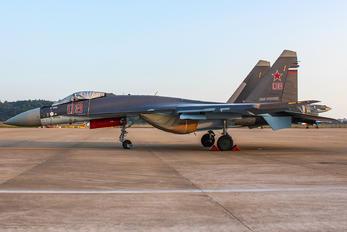 RF-93648 - Russia - Air Force Sukhoi Su-35S