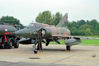BR-24 - Belgium - Air Force Dassault Mirage V BR