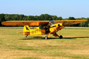 OO-ATY - Aero Club Brasschaat Piper PA-18 Super Cub