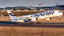 OH-LWF - Finnair Airbus A350-900 aircraft