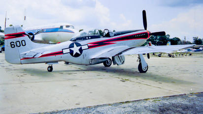 44-74950 - Private North American P-51D Mustang