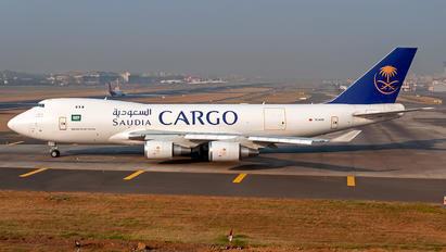 TC-ACM - Saudi Arabian Cargo Boeing 747-400F, ERF