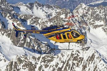 HB-ZNW - Alpinlift Bell 407