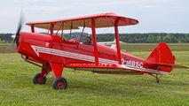 D-MBSC - Private Platzer Kiebitz II aircraft