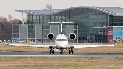 D-ACKI - Lufthansa Regional - CityLine Bombardier CRJ 900ER