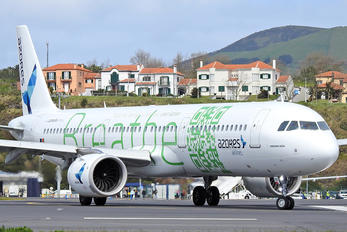 CS-TSF - Azores Airlines Airbus A321 NEO
