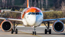 G-UZHF - easyJet Airbus A320 NEO aircraft
