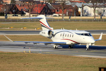 P4-AGL - Private Bombardier BD-100 Challenger 300 series