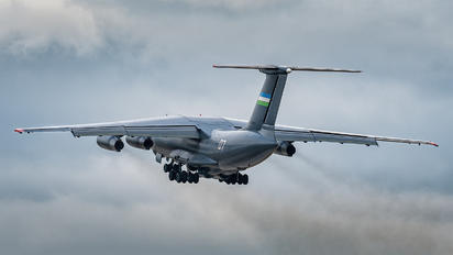 UK-76007 - Uzbekistan Air Force Ilyushin Il-76 (all models)