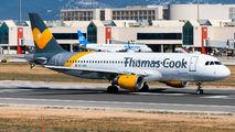 EC-MVG - Thomas Cook Balearics Airbus A320 aircraft