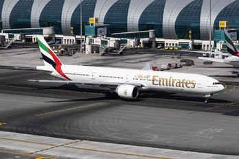 A6-ENA - Emirates Airlines Boeing 777-300ER