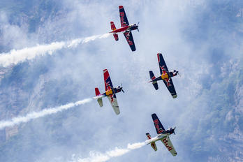 OK-FBA - The Flying Bulls : Aerobatics Team XtremeAir XA42 / Sbach 342
