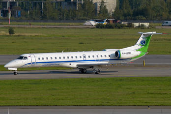RA-02782 - KomiAviaTrans Embraer ERJ-145LR