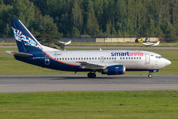 VP-BRP - Nordavia Boeing 737-500