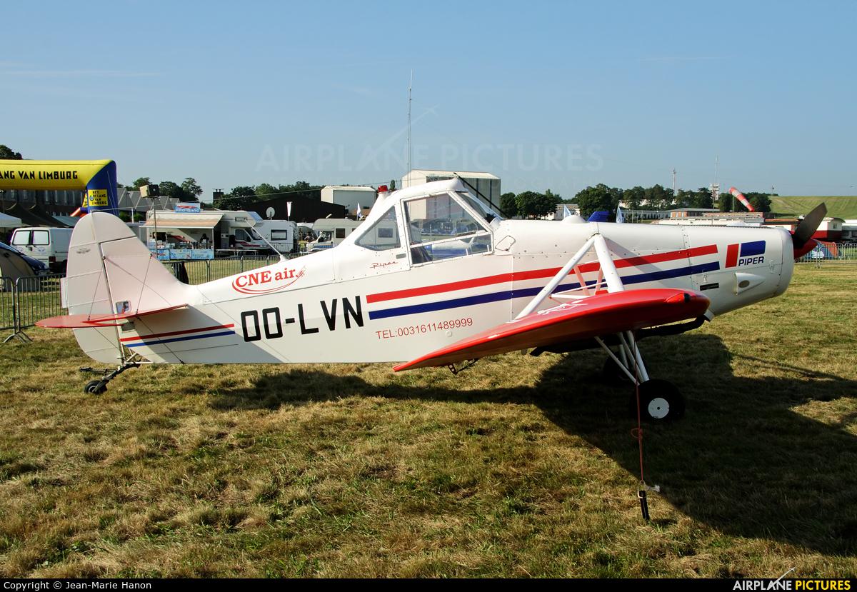 CNE-Air OO-LVN aircraft at Diest Schaffen