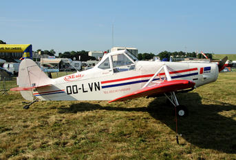 OO-LVN - CNE-Air Piper PA-25 Pawnee