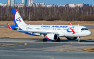 VP-BRY - Ural Airlines Airbus A320 NEO aircraft