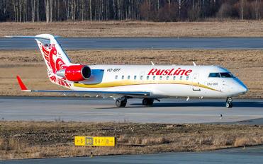 VQ-BFF - Rusline Bombardier CRJ-200ER