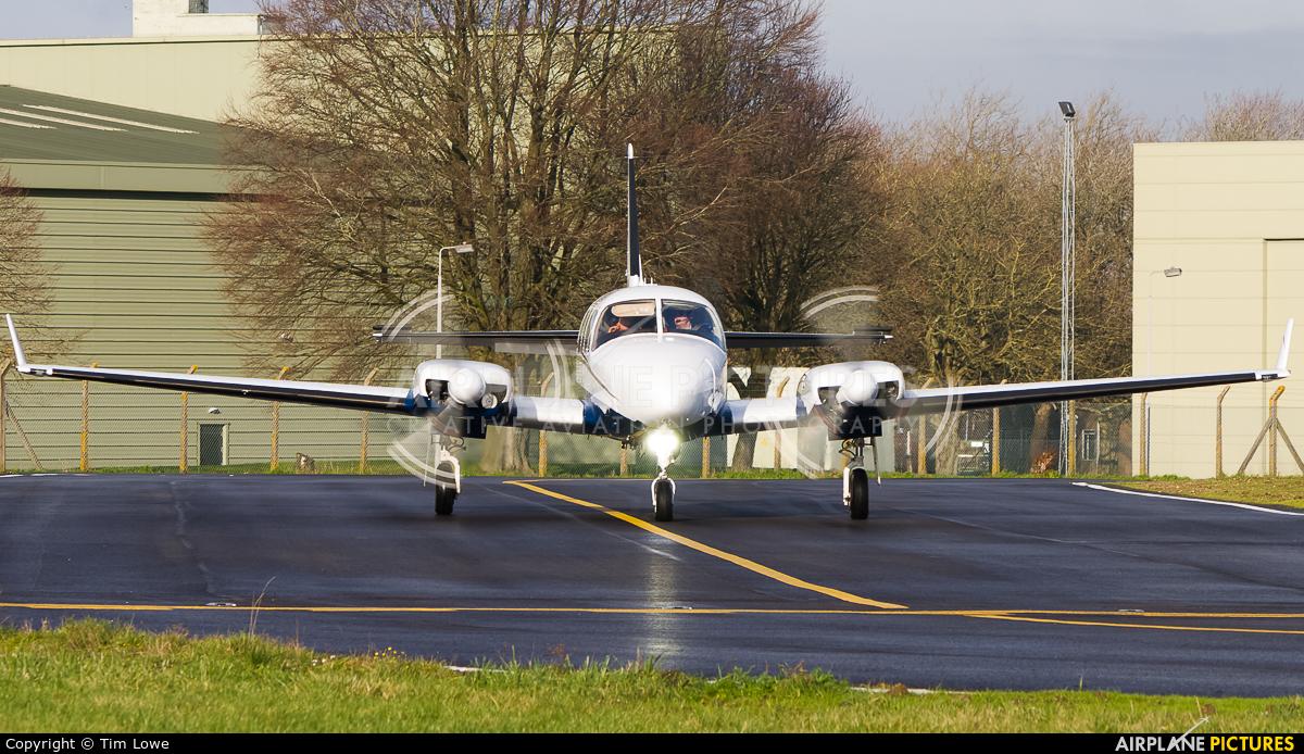 Private N95TA aircraft at Biggin Hill