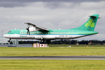 EI-FAV - Aer Lingus Regional ATR 72 (all models)