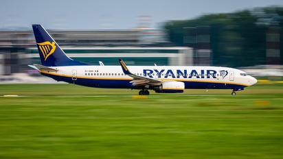EI-GDH - Ryanair Boeing 737-8AS