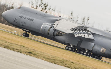 70029 - USA - Air Force Lockheed C-5M Super Galaxy