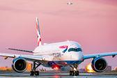 #2 British Airways Airbus A350-1000 G-XWBE taken by Dennis Benett