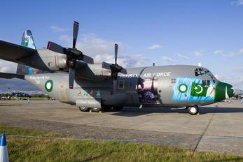 3766 - Pakistan - Air Force Lockheed C-130B Hercules