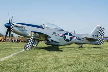 N51TC - Private North American P-51D Mustang