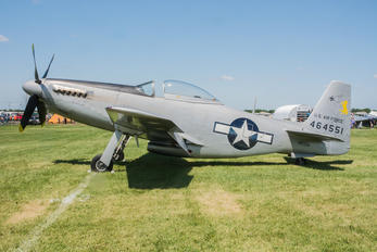 N551H - Private North American P-51H Mustang