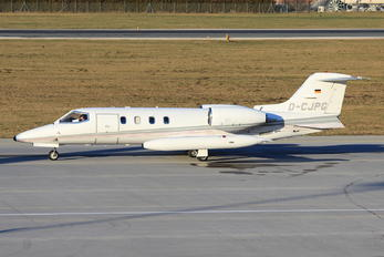 D-CJPG - Private Learjet 35