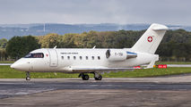 T-751 - Switzerland - Air Force Bombardier CL-600-2B16 Challenger 604 aircraft