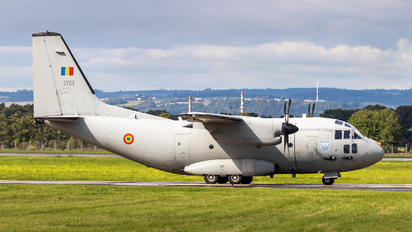 2705 - Romania - Air Force Alenia Aermacchi C-27J Spartan
