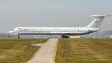 Rada Ilyushin Il-62 visited Kraków