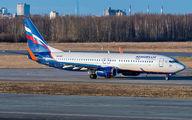 VQ-BHT - Aeroflot Boeing 737-800 aircraft