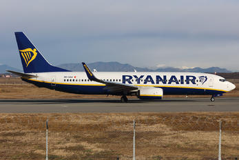 9H-QAA - Ryanair Boeing 737-8AS
