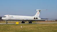 #3 Rada Airlines Ilyushin Il-62 (all models) EW-450TR taken by Damian Szymula - EPKK Spotter
