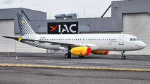 EC-LQN - Vueling Airlines Airbus A320 aircraft
